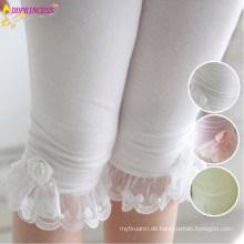 Chinesische Herstellung Mode Design Mädchen Elastische Rüschen Hosen