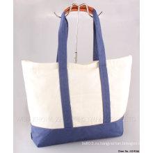 2015 новый мешок женщин холстины способа (H14166)