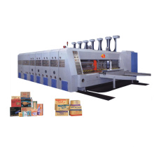 Carton Printing and Slotting Die Cutting With Staker Machine (GYMK-1600 * 2800MM)