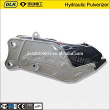 Pulverizador concreto hidráulico de la abertura grande para el excavador ZE210 ZE230