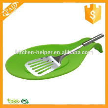 Simple and Healthy Attractive Silicone Spoon Rest