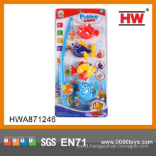 Children Funny Toys Plastic Toy Fishing Rods