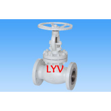 Flanged Stainless Steel Bolted Globe Valve