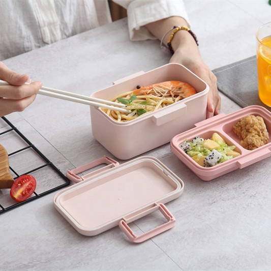 Bamboo Fiber Food Container