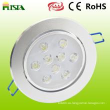 LED luz de techo con montaje iluminación (ST-CLS-B01-7W)