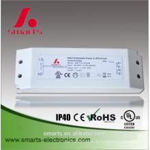 ce / UL Liste dali LED-Treiber 230V 12V 30W