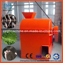 Trituradora de materiales húmedos de alta humedad