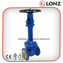 Stainless Steel Flange DIN Bellow Seal Gate Valve