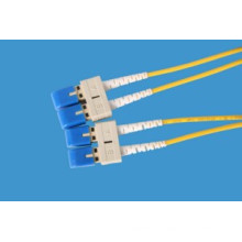 Sc Simples Cable de conexión de fibra (STFC-SC-SM-DX)
