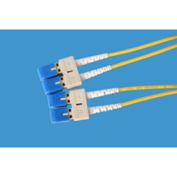 Sc Simples Faser Patchkabel (STFC-SC-SM-DX)