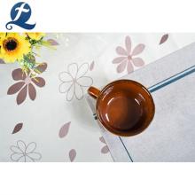 Copo de chá cerâmico impresso mini costume por atacado da forma da forma