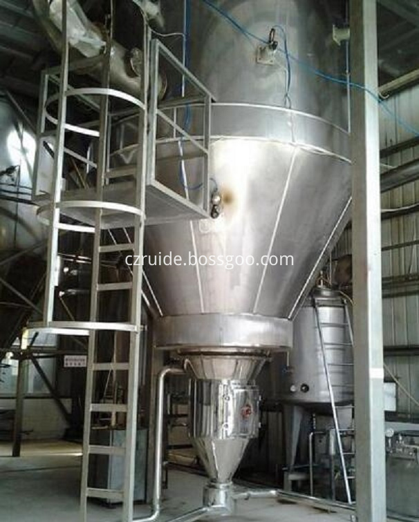 LPG Series High Speed Centrifugal Aluminium Polychlorid Spray Dryer