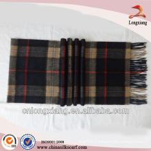 Echarpe en laine à la main 2013 pour les hommes