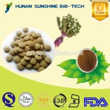 Alibaba 100% natural Extracto de Maca en polvo / Maca tableta con ampliación del pene y Mejorar la inmunidad humana