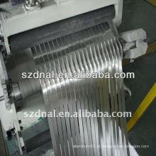 Bobina de alumínio de acabamento do moinho 8011 para tampas