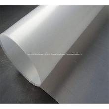 Película impermeable transparente eco-solvente, película transparente para impresora eco-solvente / solvente