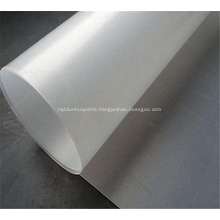 Eco-solvent clear waterproof film,transparent film for eco-solvent/solvent printer