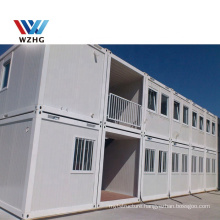 cheap affordable luxury prefab worker dormitory container house for construction site structural steel prefab