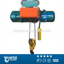 High discount electric wire rope hoist for metallurgy foundry