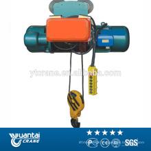 Palan ELECTRIQUE à câble avec des documents d'installation gratuite