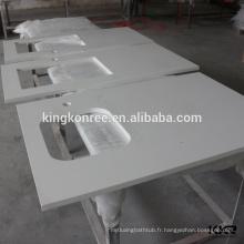 Comptoir artificiel classique de supériorité, comptoirs en granit