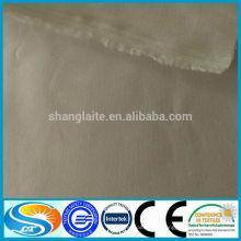 Tela caliente de la tela cruzada del algodón del poliester de la venta caliente teñida