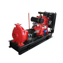 low price water pump powered by diesel generator