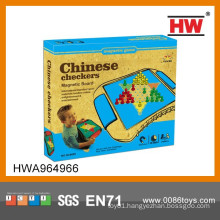 Interesting Magnetic Chinese Checkers Toy Kids Indoor Games
