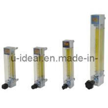 Medidor de fluxo Wb-Type com válvula reguladora, sem a mediação