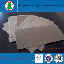 4X8 Decorative Grade Raw Hardboard with Cheap Price