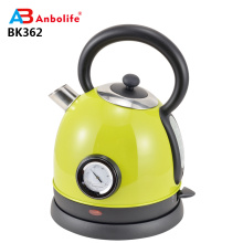 High quality home appliance New Stainless Steel 1.8L cordless Electric Kettle