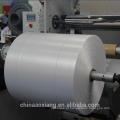 Sistema de tração dupla ABA 3 camadas de co-extrusão máquina de sopro de filme PE