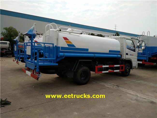 Water Sprinkler Trucks