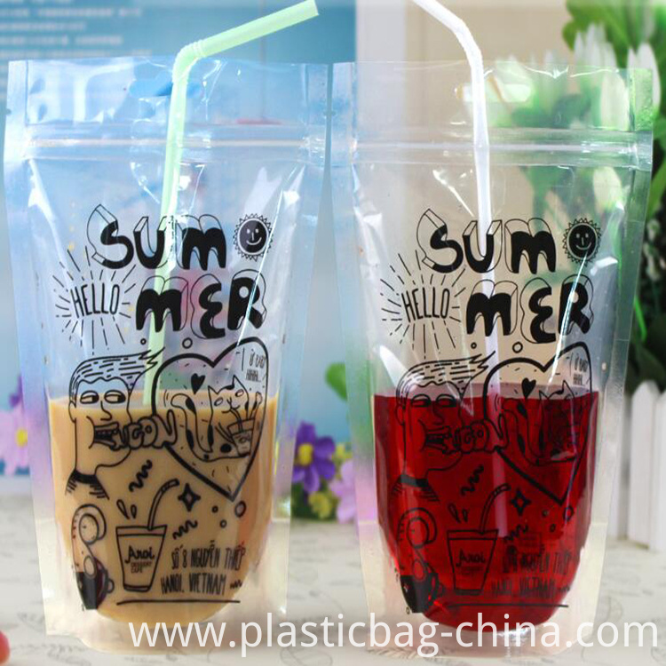 50-Pack-450ml-Cute-font-b-Design-b-font-Stand-Up-Plastic-Drink-font-b-Packaging