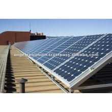 Aluminiumprofil für Solarmontagesystem