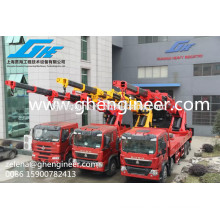 Hot sale hydraulic truck crane
