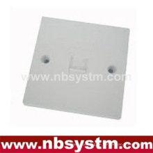 Face Plate 1 Port, Größe: 86x86mm