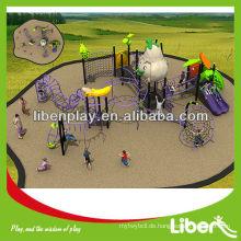 Verzinktes Stahlrohr im Freien Spielplatzausrüstung Fruchtreihe LE.SG.005