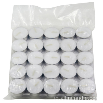 Paket 50 Tea Light Candles