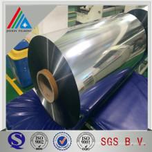 20/30 micron Heat Sealable Aluminium Metallisierte CPP Folie Für flexible Verpackungen