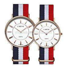 Preço barato do movimento japonês atacado relógio de quartzo, homens relógio preço China fornecedor