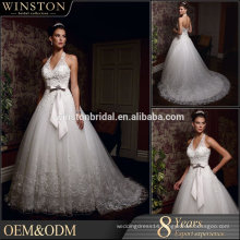 Wholesale new designs princess wedding gowns