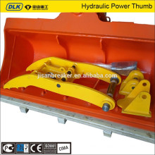 excavator hydraulic clamp suits for bobcat excavator 422 bobcat parts