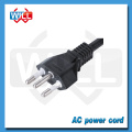 Factory high quality 2 prong brazil ac power plug with IEC