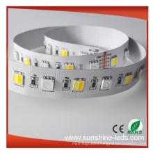New 5 Colors RGB+W+Ww Flexible LED Strip Light