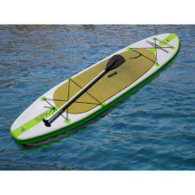 Aufblasbares Soft Sup Paddle Sporting Board mit Ruder