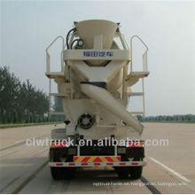 Foton 12m3 camión hormigonera, 6x4 camión hormigonera usado bomba