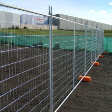 Temporary Fence Infill Galvanized Weld Mesh