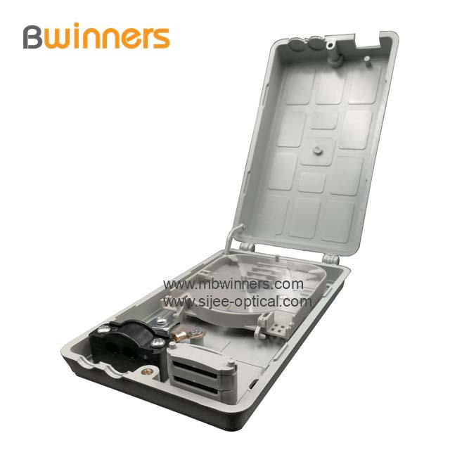 Ftth Fiber Optic Termination Box