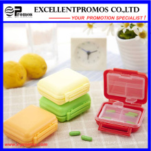 6units High Quality Logo Customized Pillbox (EP-041)